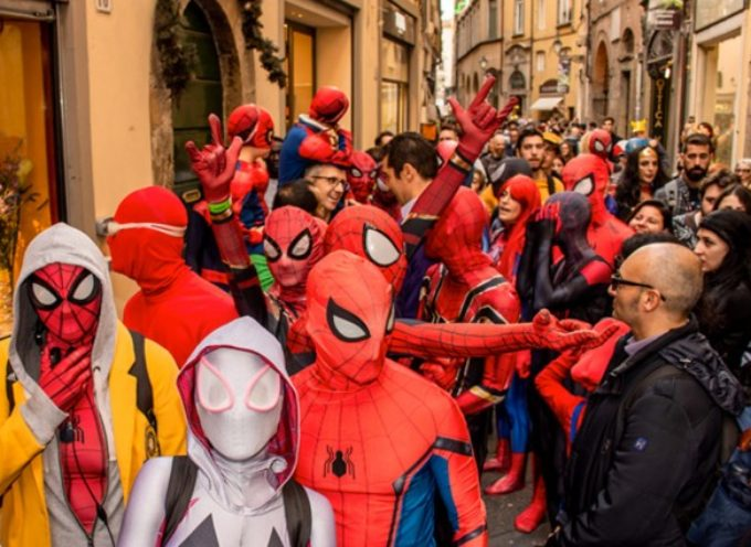 Comics, superati i 260mila biglietti venduti; verso il mezzo milione di presenze