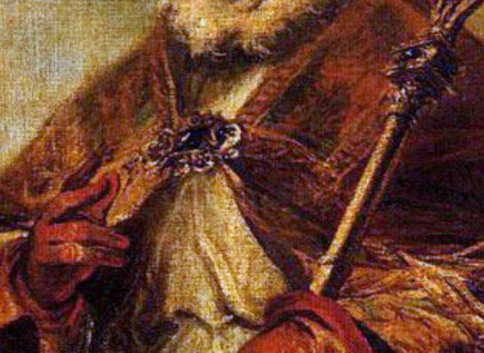 Il Santo del giorno, 10 Novembre: Leone I°, Leone Magno, che riuscì (con tanto oro!) a fermare Attila