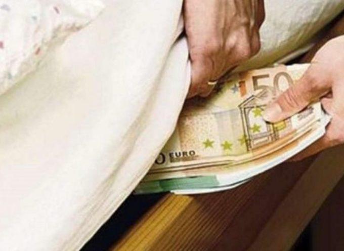 Tenere soldi in casa e' illegale? Per il governo SI, se li spendi…