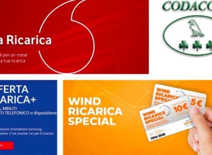 Tim, Vodafone e Wind denunciate per i tagli alle ricariche: VERGOGNA!