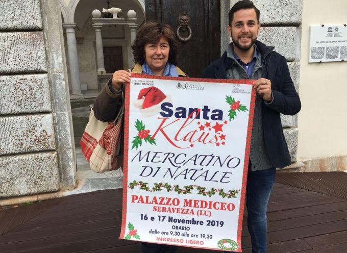 a Palazzo Mediceo torna Santa Klaus con un week-end fra shopping e intrattenimento