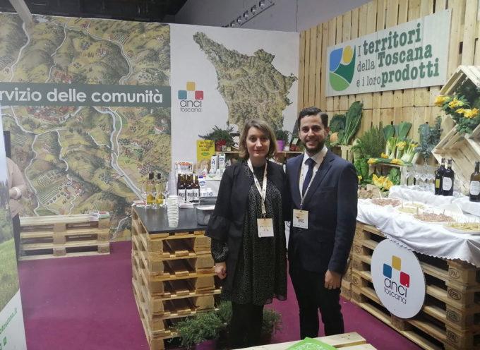 Promozione del territorio: i nostri prodotti tipici in vetrina alla XXXVI Assemblea Nazionale Anci di Arezzo