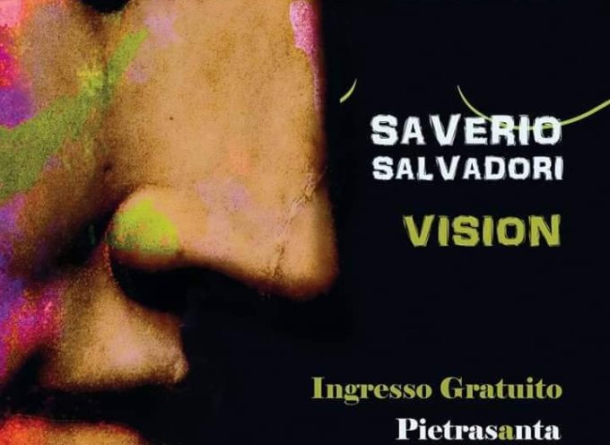 Saverio Salvadori in esposizione alla Galleria Lazzerini a Pietrasanta – Un giovane artista che ha già fatto parlare di sé