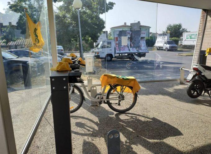 PORCARI – Bilancio positivo per il servizio di bike-sharing, Comune e Legambiente insieme per una mobilità pulita e consapevole