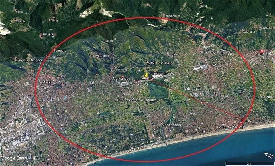 Discarica di Cava Fornace – Le ripercussioni sul territorio - Verde Azzurro Notizie