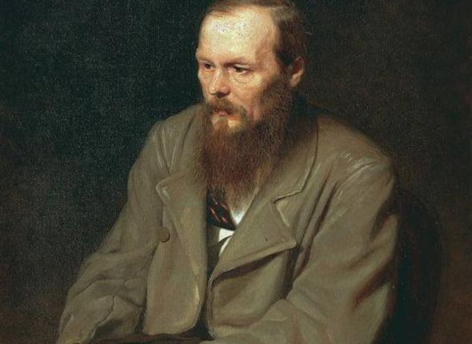 accadde oggi L'11 novembre del 1821 nasceva a Mosca lo scrittore russo Fëdor Dostoevskij