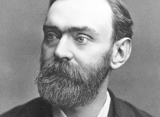 Accadde oggi. Il 27 novembre 1895 Alfred Nobel – il chimico svedese che inventò la dinamite –