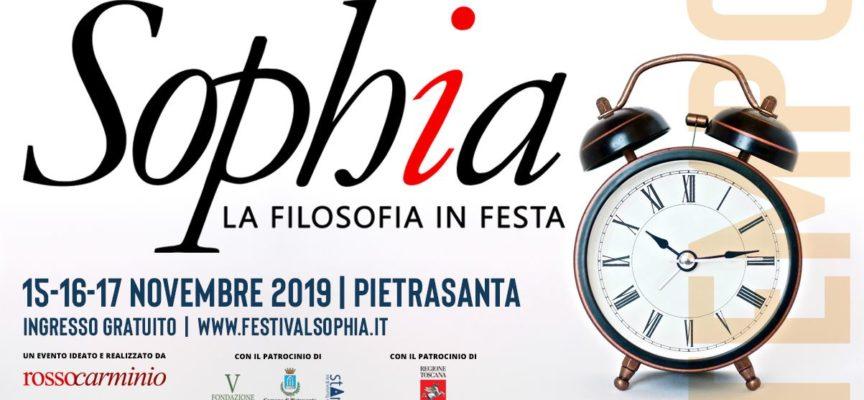 SOPHIA – LA FILOSOFIA IN FESTA | EDIZIONE 2019