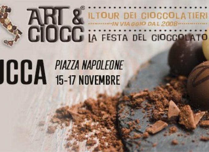 Festa del Cioccolato a Lucca 2019 | Art & Ciocc