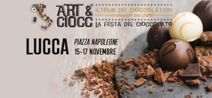 Festa del Cioccolato a Lucca 2019   Art & Ciocc