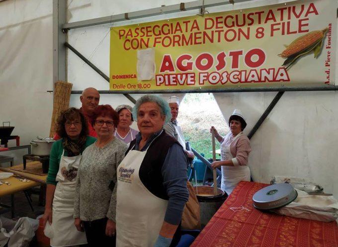 eccellenza gastronomica garfagnina presente al Local Street Food di Garfagnana Terra Unica sarà la POLENTA DI FORMENTON 8 FILE .
