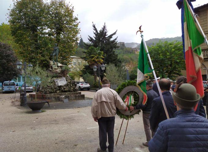 VALDOTTAVO – CERIMONIA PER RICORDARE I CADUTI DI TUTTE LE GUERRE