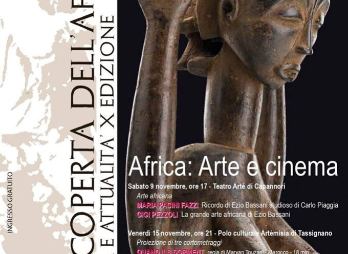 Artemisia – Africa: Arte e cinema 'The first grader'