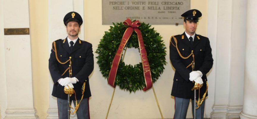 LUCCA – il Questore ha reso onore ai caduti della Polizia di Stato