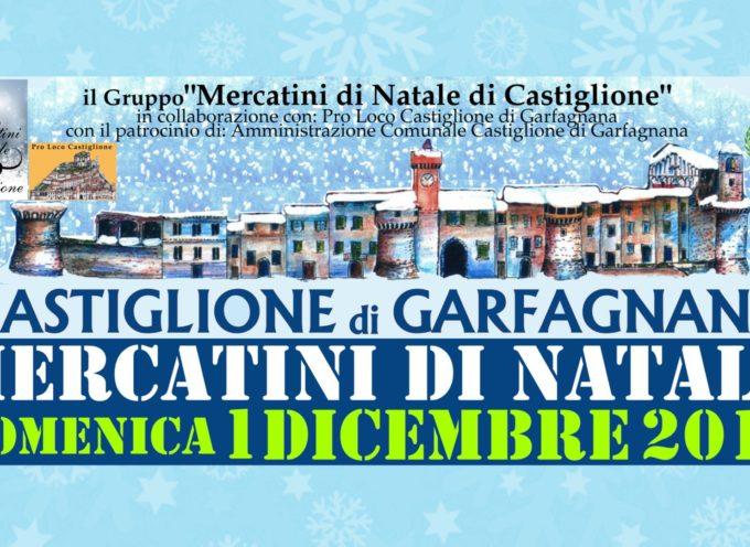Mercatini di Natale a Castiglione di Garfagnana