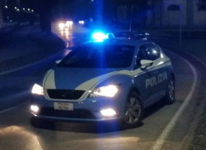 Due uomini, la sera di venerdì, hanno tentato un furto in abitazione a San Filippo, ma sono stati scoperti e sono fuggiti.