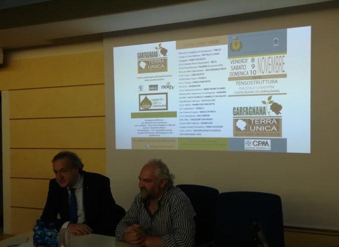 Si e' tenuta stamani la Conferenza stampa GARFAGNANA TERRA UNICA 2019.