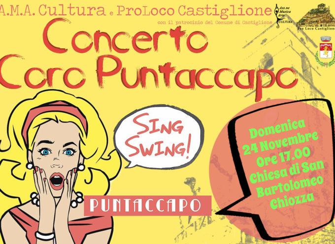 Chiozza – Concerto Puntaccapo