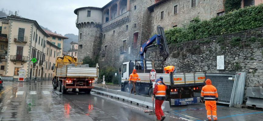 Iniziati ieri i Lavori di restauro della Rocca Ariostesca