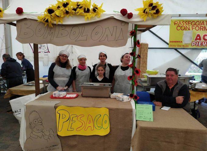 Anche in questa edizione saranno presenti al Local Street Food di Garfagnana Terra Unica i BOMBOLONI dell' Associazione Pesaco