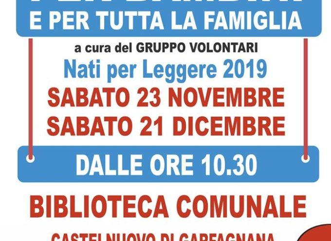 CASTELNUOVO DI GARFAGNANA – Vi aspettiamo in biblioteca sabato 23 novembre dalle 10.30 con tutta la famiglia