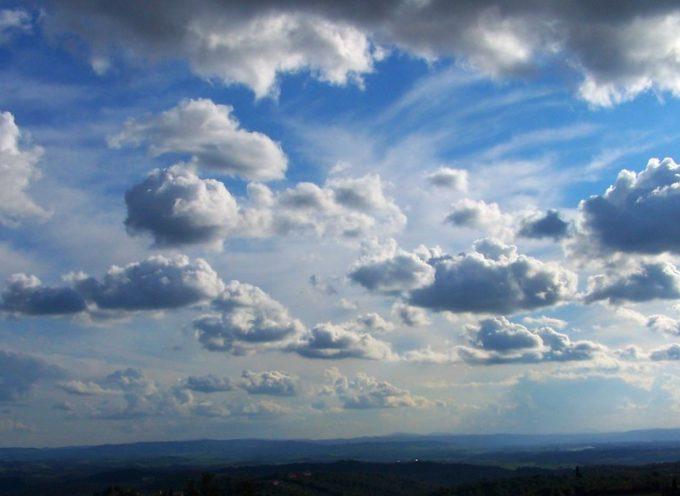 PREVISIONI METEO del LAMMA Toscana emesse lunedì 25 novembre