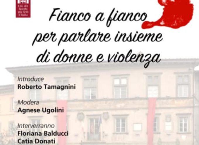 CASTIGLIONE DI GARFAGNANA – FIANCO A FIANCO CON LE DONNE