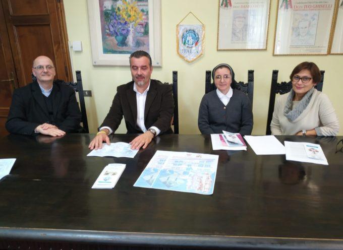 È stato presentato questa mattina in Comune il programma delle celebrazioni per i 100 anni dall'arrivo dei Padri Cavanis a Porcari