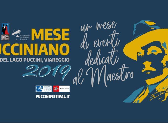 Con l'anniversario della scomparsa di Giacomo Puccini, 29 novembre, prende il via il MESE PUCCINIANO,