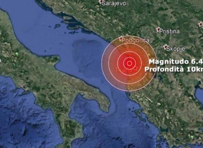 Questa mattina tre nostri volontari sono partiti per l'Albania
