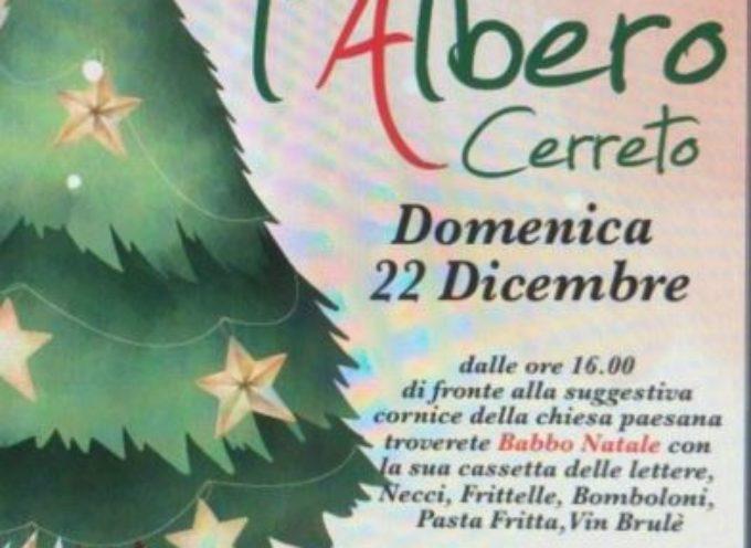 FESTA sotto l'Albero a Cerreto di Borgo a Mozzano