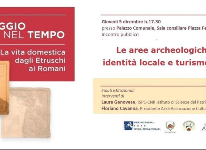 Porcari – Le aree archeologiche tra identità locale e turismo culturale