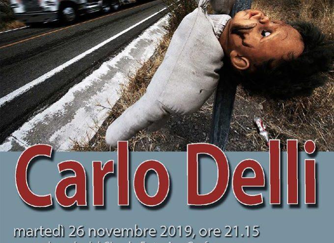 a Castelnuovo Garfagnana, Villaggio UNRRA, 44 INCONTRO CON L'AUTORE con ospite Carlo Delli