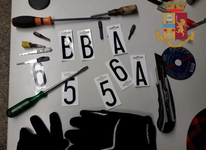 LUCCA – FERMATI DALLA POLIZIA TRE ITALIANI  E DENUNCIATI A PIEDE LIBERO