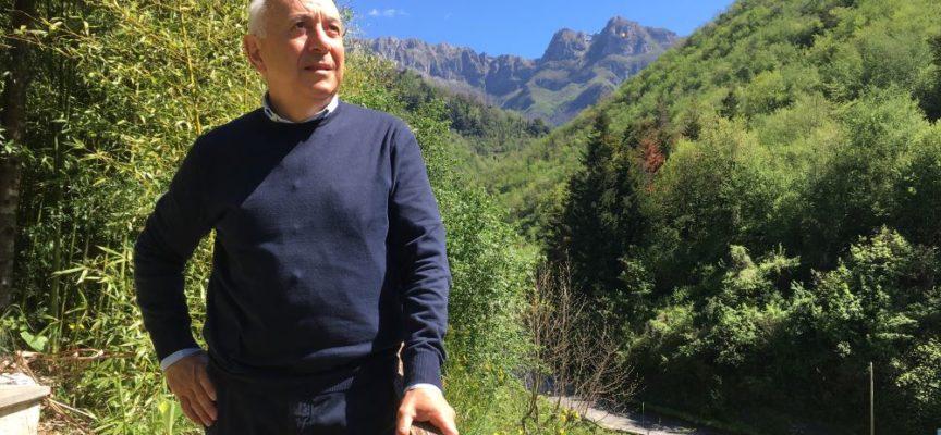 IL CAPOGRUPPO DI STAZZEMA BENE COMUNE AMERIGO GUIDI INTERVIENE SUL SILENZIO A STAZZEMA
