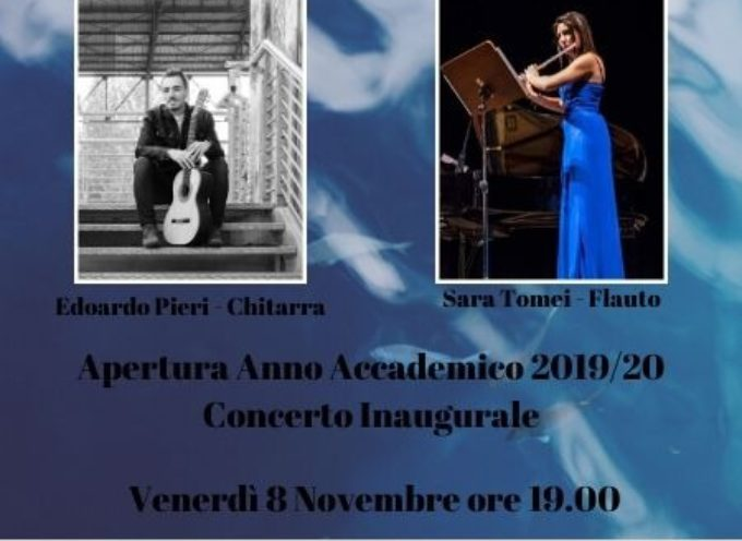 Concerto inaugurale dell'Accademia Musicale della Versilia A Villa Bertelli a Forte dei Marmi