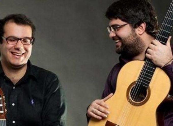 Il Duo Atzori-Brunini in concerto nella Chiesa di Fornoli