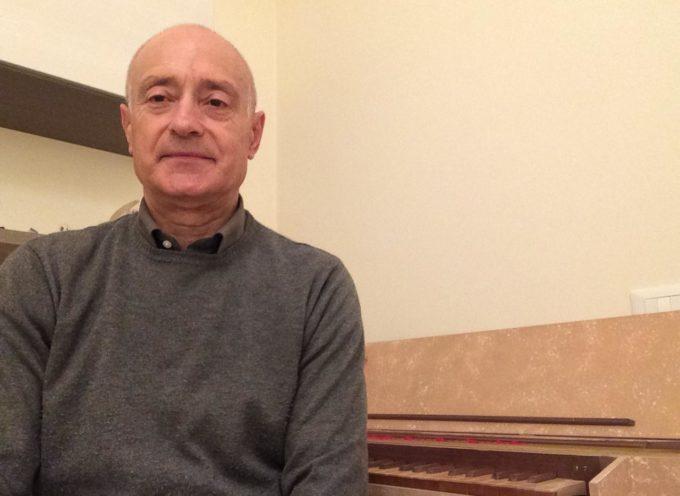 Eliseo Sandretti in concerto alla Chiesa di Cune