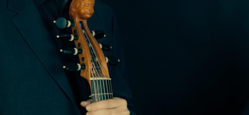 """La viola da gamba di Francesco Tomei protagonista alla Biblioteca del Convento di San Francesco a Borgo a Mozzano per gli """"Incontri Musicali"""""""
