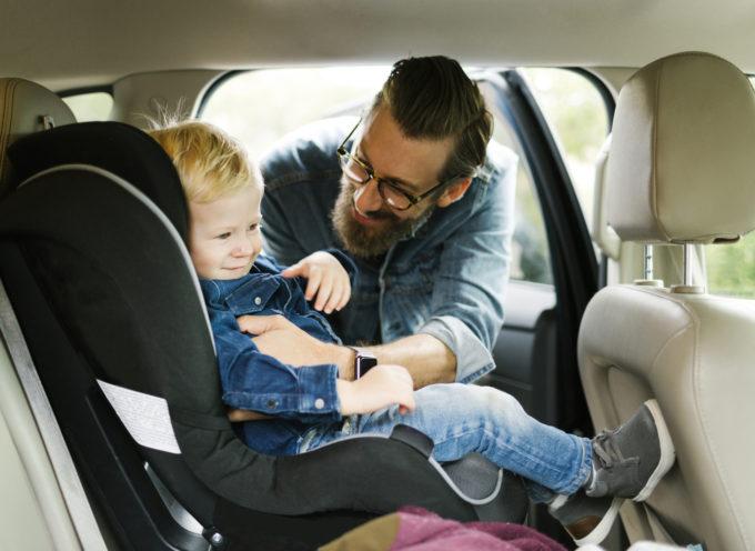 Da oggi, 7 novembre, i dispositivi antiabbandono in auto sono obbligatori