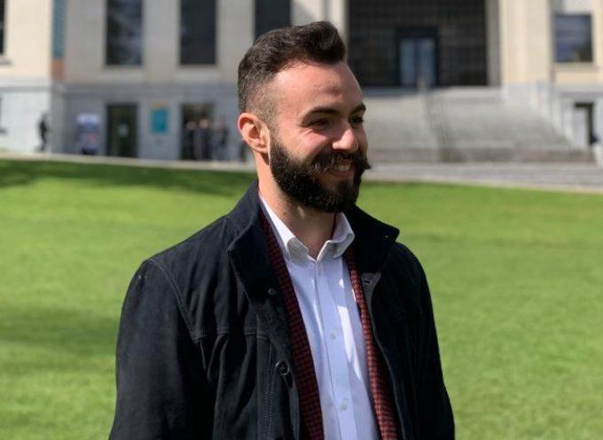 ALFREDO DE SERVI E' IL NUOVO SEGRETARIO DEI GIOVANI DEMOCRATICI DELLA VALLE DEL SERCHIO
