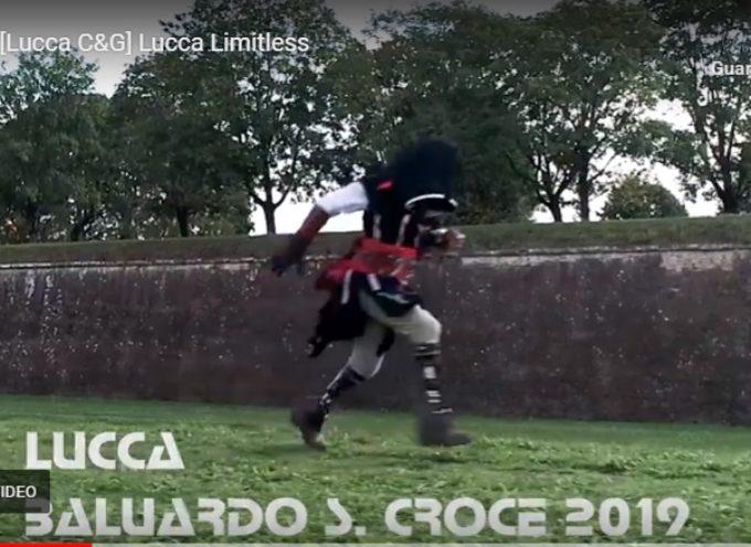 LUCCA LIMITLESS: Lanfri ha scalato le Mura di Lucca nei panni di uno dei personaggi più amati di Assassin's Creed