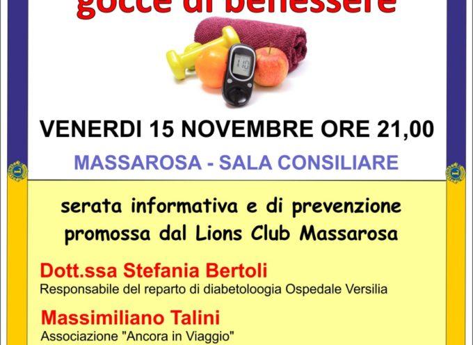 Massarosa celebra la Giornata Mondiale del Diabete
