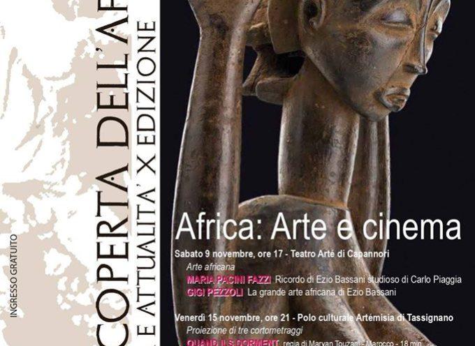 CAPANNORI – 'ALLA SCOPERTA DELL'AFRICA TRA STORIA E ATTUALITA' ':