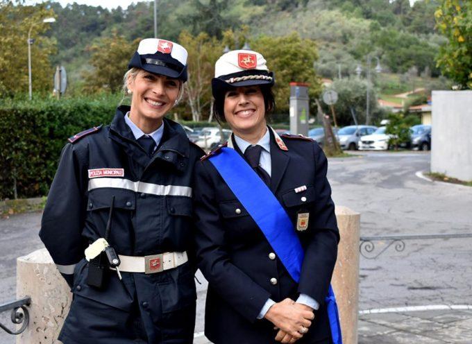 Massarosa, un nuovo agente di polizia municipale