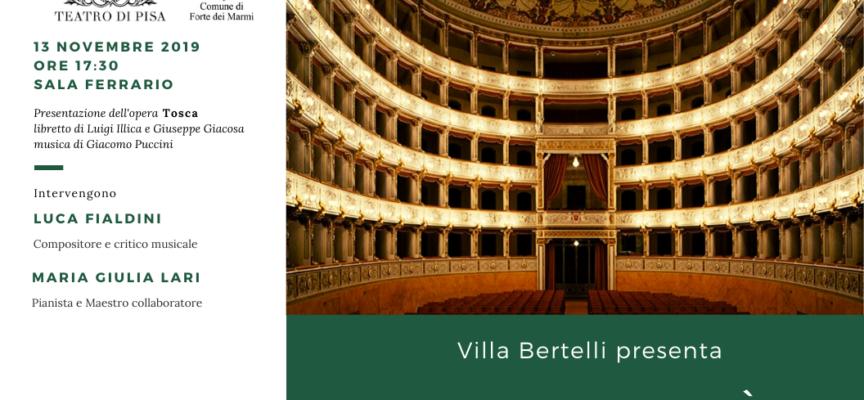 Tosca di Giacomo Puccini al secondo appuntamento con la rassegnaI mercoledì del Verdi