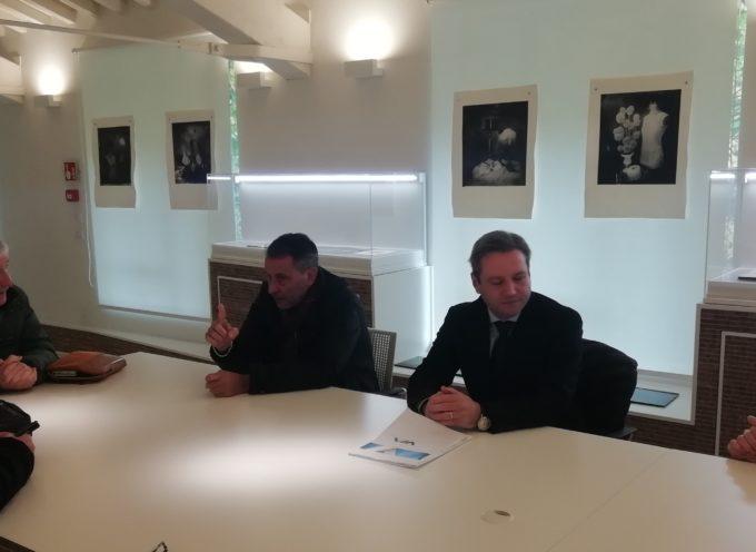 Il 22 Novembre 2019 l'inaugurazione del secondo lotto del Museo della Carta.