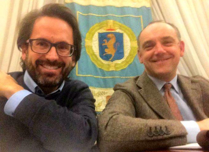 Presidenza della Provincia, il PD candida Luca Menesini