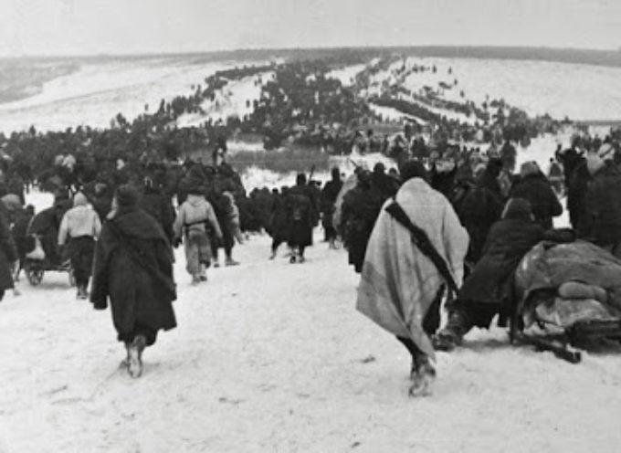 Il dramma della steppa. Alpini garfagnini in Russia 1942-43.