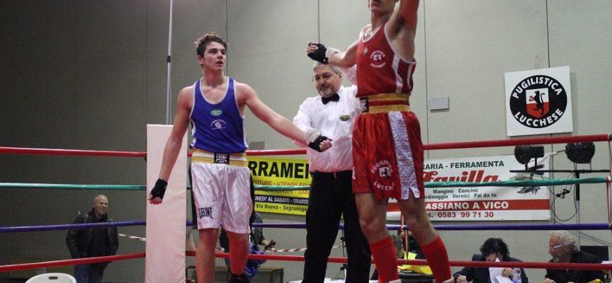 Grande evento pugilistico questa domenica 24 novembre a S. Leonardo in Treponzio con la manifestazione di boxe: